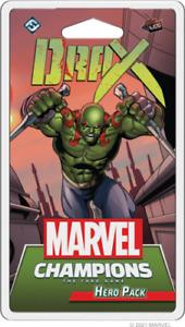 Marvel Champions LCG Drax MC19