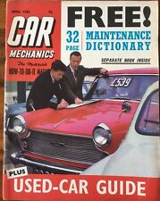 Car Mechanics Magazine April 1965