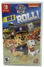 Paw Patrol on a Roll Nintendo Switch Kids Video Game Brand New