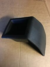 Vauxhall ASTRA H MK5 CENTRE REAR CONSOLE CUP COIN HOLDER STORAGE TRIM No Ashtray