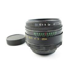 Für M42 Helios-44-2 2/58 Objektiv lens