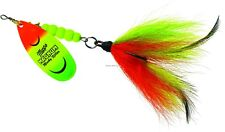 New Mepps Magnum Musky Killer Lure 1 1/4oz Hot Firetiger Firetiger Tail MBM HFT-