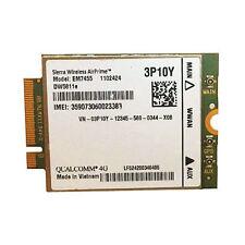 Dell Sierra Wireless DW5811E EM7455 Airprime Qualcomm WWAN 4G NGFF 3P10Y Card