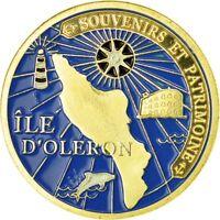 [#537477] France, Jeton, Jeton Touristique, 17/ Iles d'Oléron et de Noirmoutier