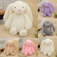 ~UK Bunny Soft Plush Toy Rabbit Stuffed Animal Baby Kids Gift Animals Doll~ lskn