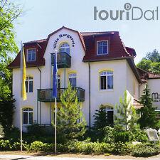 6 Tage Urlaub in Waren an der Müritz im Ringhotel Villa Margarete mit Frühstück