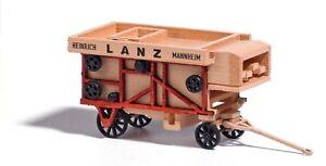 """BUSCH 8368 Spur N Dreschmaschine """"Lanz"""" #NEU in OVP#"""