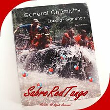 GENERAL CHEMISTRY 8TH EDITION EBBING GAMMON HOUGHTON MIFFLIN WITH STUDY GUIDE
