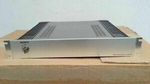 SONY Pre-Esprit TA-N86 audio amplifier Class A, B, BTL