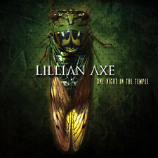 Lillian Axe - One Night in the Temple [New CD] With DVD