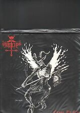Burning Winds‎– Cease To Exist / Apotheosis Of Satanas LP + 7""