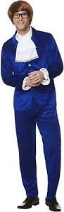 Men's Mr Mojo Costume 60s Groovy Fancy Dress Outfit
