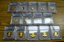 2003 Clad Proof Set NGC Proof 69 Ultra Cameo Multi Coin Slab