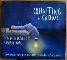 "Counting Crows - ""Underwater Sunshine"" CD/Digipack Cooking Vinyl Rec 2012 EU"