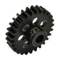 Hot Racing NSG27M1 27t Steel Mod 1 Pinion Gear 5mm