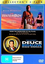 Adam Sandler Widescreen Comedy DVD & Blu-ray Discs