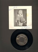 "ELLEN FOLEY The Shuttered Palace 7"" SINGLE Beautiful Waste of Time MEAT LOAF"