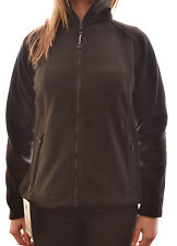 Regatta Womens Parisa Symmetry Fleece Jacket Coat Black TRF533 f10