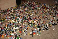 Lego pieces - Lot of over 1000 random pieces - Free Priority Shipping on Legos