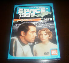 SPACE 1999 Set 3 Episodes 13 - 18 Classic Television TV Series A&E DVD Set NEW
