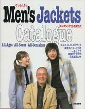 MEN'S JACKETS CATALOGUE - Japanese Craft Book