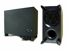 SONY BLU-RAY 3D PASSIVE HOME CINEMA THEATRE AMPLIFIER SUB SUBWOOFER 235W + cable