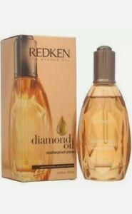 Redken Diamond Oil Shatterproof Shine Silicone Free  3.4 Oz ** FAST SHIPPING**
