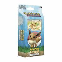 Pokemon Let's Play Themendeck: Eevee - NEU & OVP Karten ENGLISCH Theme Deck