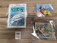 Walt Disney Mickey thru the years 1928 - 1988, 60 years Stamp Block set.