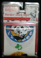 Disneys 101 Dalmations Border Stick Ups Dogs Puppies Spotted Disney Wallpaper