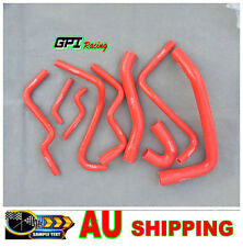RED FOR COMMODORE VT-VX STATESMAN WH Supercharged 3.8L V6 L67 Silicone hose
