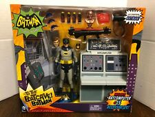 "Batman Adam West To The Batcave 60's TV Show 6"" Action Figure"