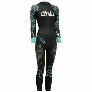 dhb Aeron 2.0 womens Triathlon / Open Water Swimming Wetsuit Medium RRP £170