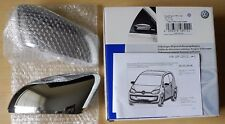 VW UP GENUINE MIRROR COVERS CHROME FOR 2012-2016 CARS