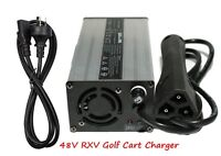 AU 48V/6A EZGO RXV Plug Golf Cart Battery Charger EZ-GO TXT Club Car DS TXT New