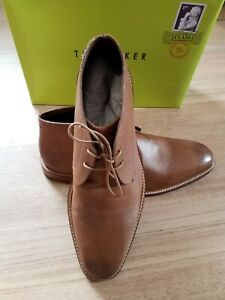 Ted Baker London Men's Torsdi Tan Ankle Boots Shoe