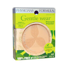 PHYSICIANS FORMULA Gentle Wear Pressed Powder - Translucent Medium (Free Ship)