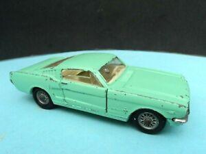CORGI FORD MUSTANG FASTBACK 2+2, 320; 1965