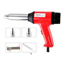 Portable Plastic Welder Gun Hot Air Torch Welding Pistol 220V 750W 50-300L/Min