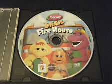 Barney - Let's Go to the Fire House (DVD, 2007) - Disc Only!!!!