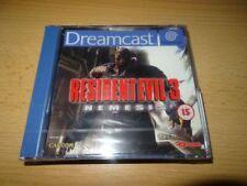 Jeux vidéo Resident Evil SEGA, en anglais