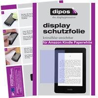 2x Pantalla para Amazon Kindle Paperwhite Protector de protectores transparente