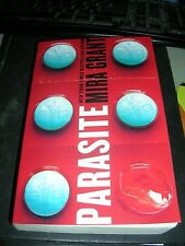 Parasite by Mira Grant (2014, Paperback)