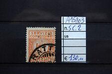 FRANCOBOLLI ITALIA REGNO USATI S.C. N°2 (A15803)
