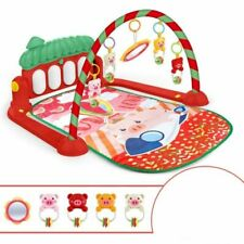 Play Mat Baby Gym Activity Carpet Educational Musical Pad Breathable Waterproof