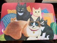 Cat Placemats Set of 4