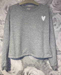 Girls Age 12-14 Years - Sweater Top From H&M