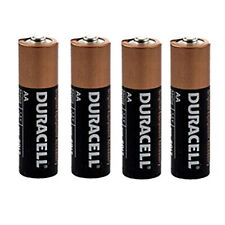Shrink Pack Of 4X Duracell AA Plus Power Alkaline Batteries LR6 MX1500 MN1500