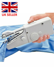 Mini Portable Handheld Cordless Sewing Machine Easy Home Travel Stitch Sew DIY