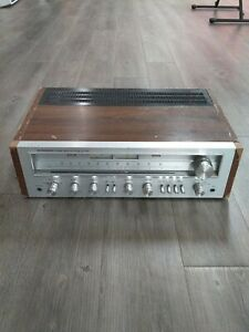 Vintage Pioneer SX-650 Stereo Receiver works! FREE SHIPPING